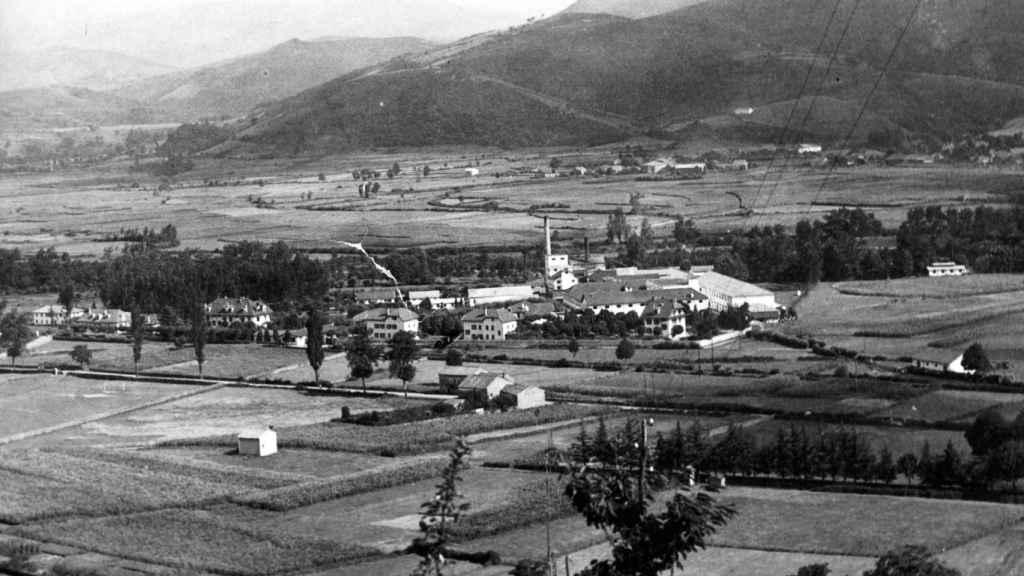 Fábrica de Nestlé en La Penilla de Cayón.