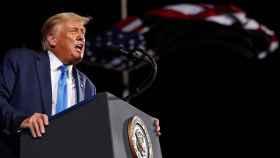 Donald Trump en Jacksonville.