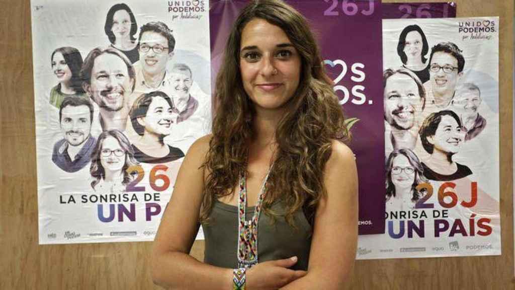 Noelia Vera, secretaria de Estado.