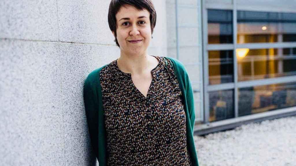 Teresa Arévalo, asesora.
