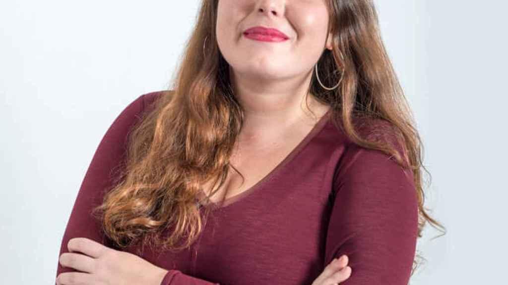 Ángela Rodríguez, asesora.
