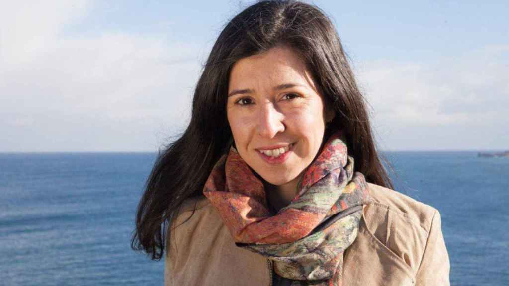 Alba González, asesora.