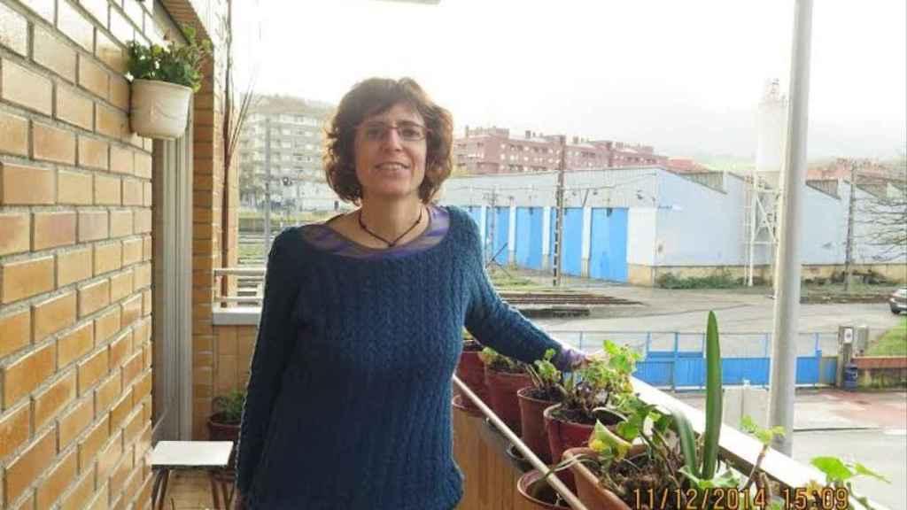 María Naredo, asesora.