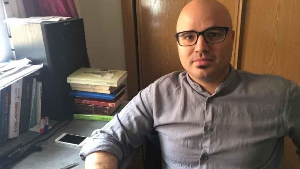 Rubén Juste, consejero técnico de información.