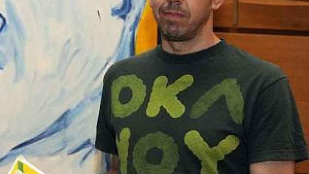 Jesús Generelo, consejero técnico de información.