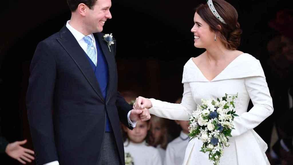 Eugenia de York y Jack Brooksbank esperan su primer hijo en común.