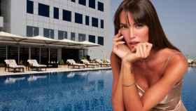 Marta López Álamo se encuentra en Dubái por compromisos profesionales.