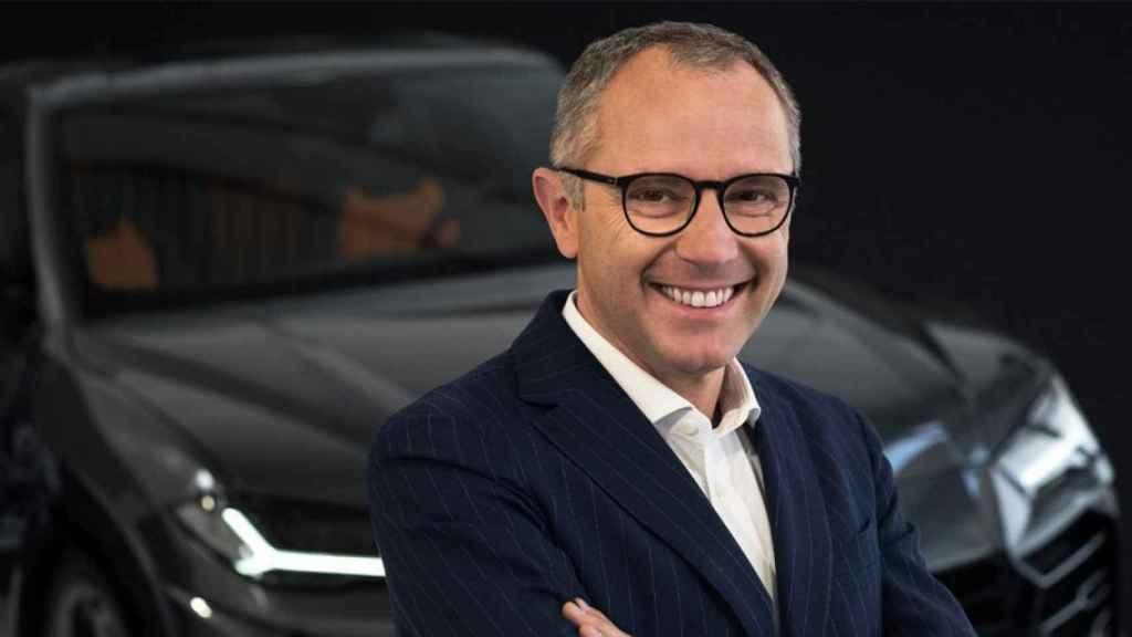 Stefano Domenicali, nuevo presidente y CEO de la F1