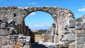 Templo visigodo de San Pedro de la Mata, en Sonseca