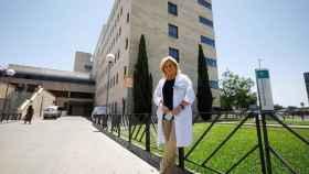 La portavoz del grupo asesor de seguimiento del coronavirus de la Junta de Andalucía, Inmaculada Salcedo.