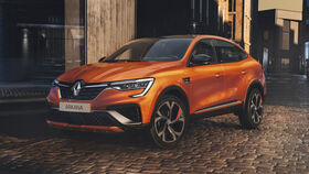 El nuevo Renault Arkana estará a la venta en 2021.