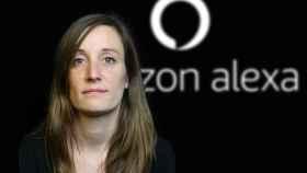Marie Mulot, responsable de Alexa en España.
