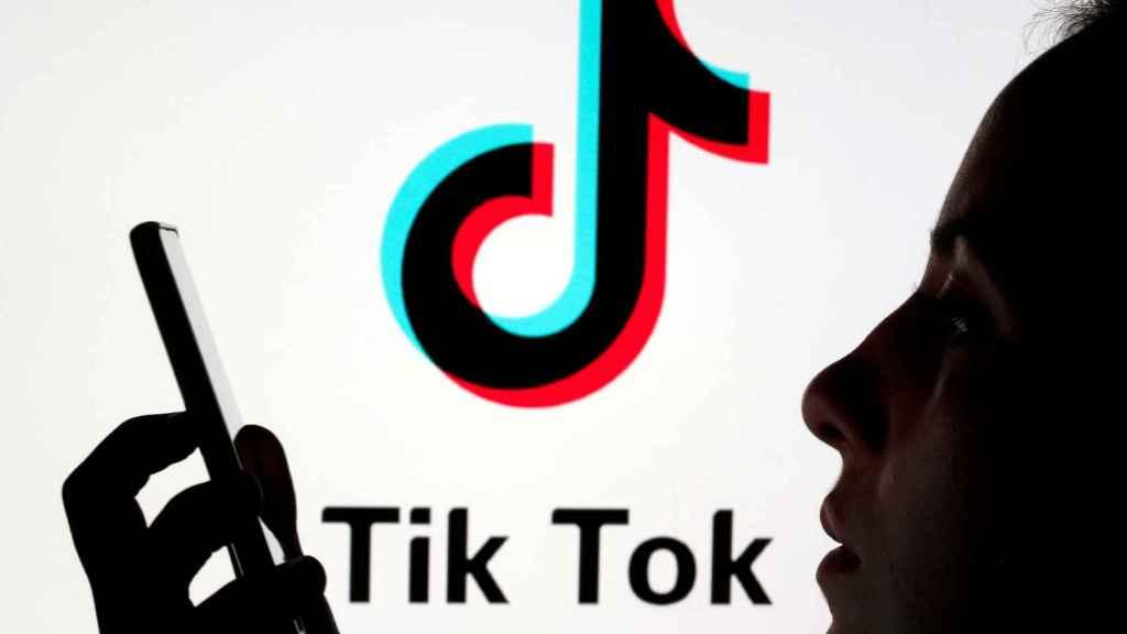Logo de TikTok, en una imagen de archivo.