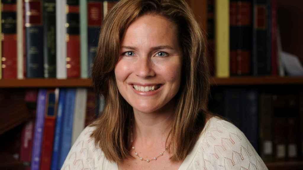 Amy Coney Barrett.