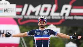 Julian Alaphilippe, nuevo campeón del mundo de ciclismo