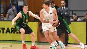 Laprovittola, en el Joventut de Badalona - Real Madrid de la jornada 3 de la ACB