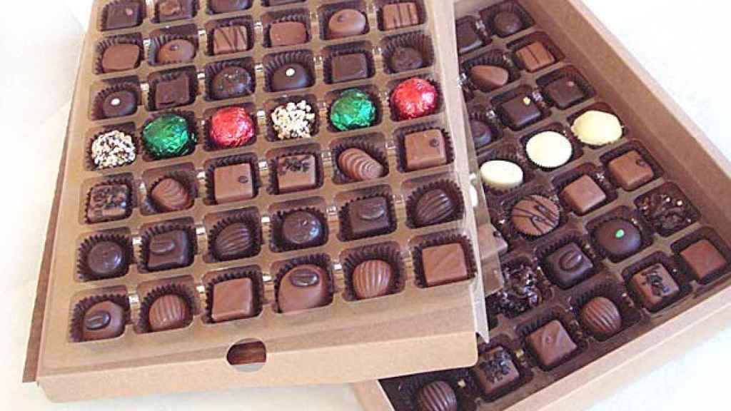 Chocolates Mendaro Saint-Gerons
