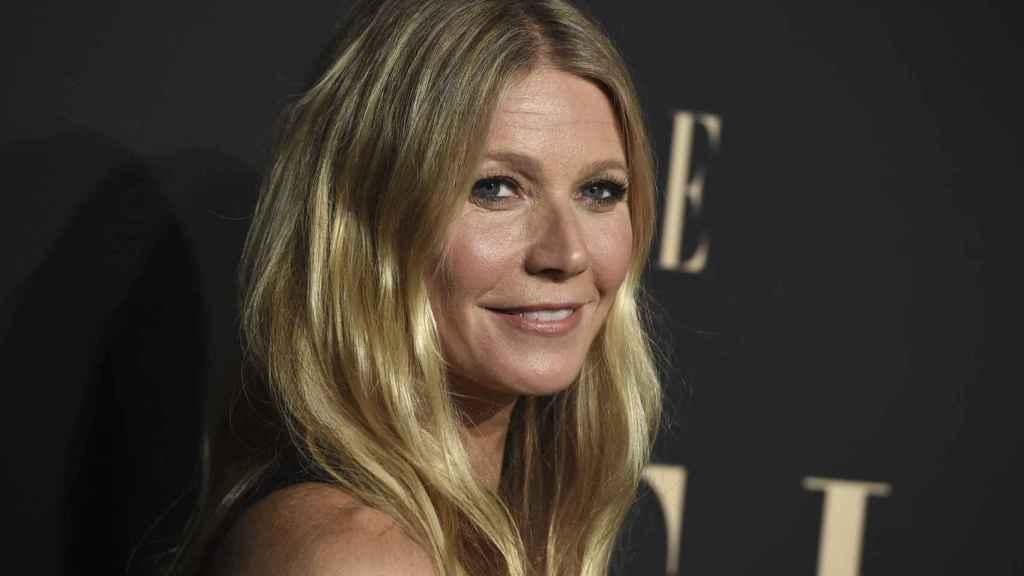Gwyneth Paltrow en una imagen de archivo.