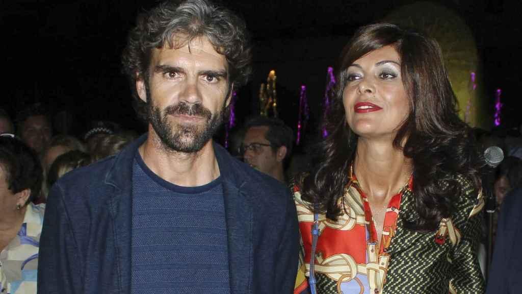 José Tomás y su pareja Isabel en una imagen de archivo del año 2018.