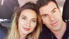 Adelina Seres y José Sánchez en una imagen de Instagram.