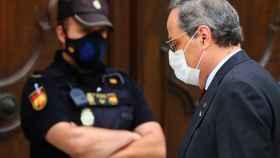 Quim Torra, expresidente de la Generalitat de Cataluña.
