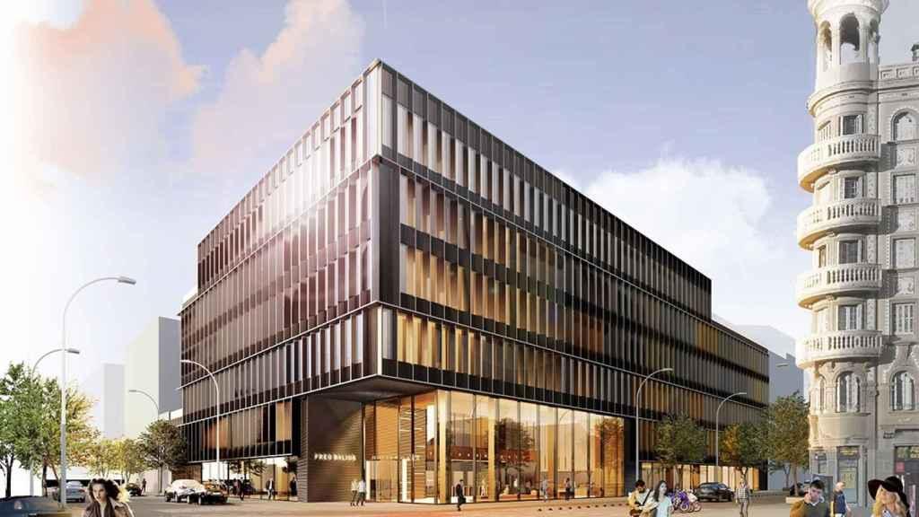 La inversión en oficinas se situó en el tercer trimestre del año en los 1.500 millones de euros