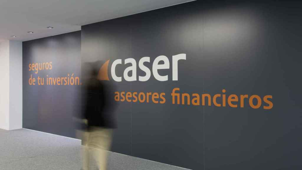 Oficinas de Caser Asesores Financieros.