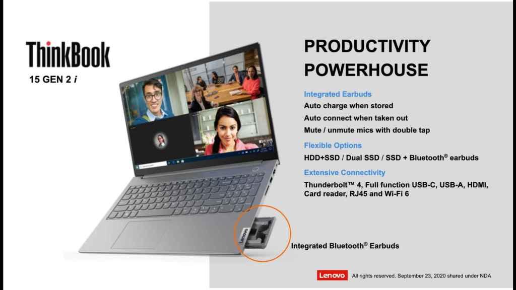 ThinkBook Lenovo.