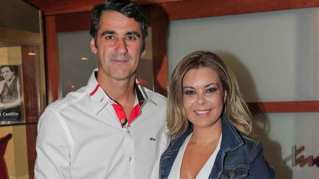 Jesulín de Ubrique y María José Campanario.
