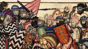 Imagen de la portada de '1064, Barbastro'.