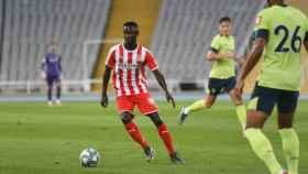 Pape Diamanka. Foto: Girona FC