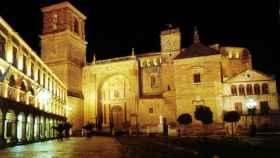 Villanueva de los Infantes (Ciudad Real). Imagen de archivo