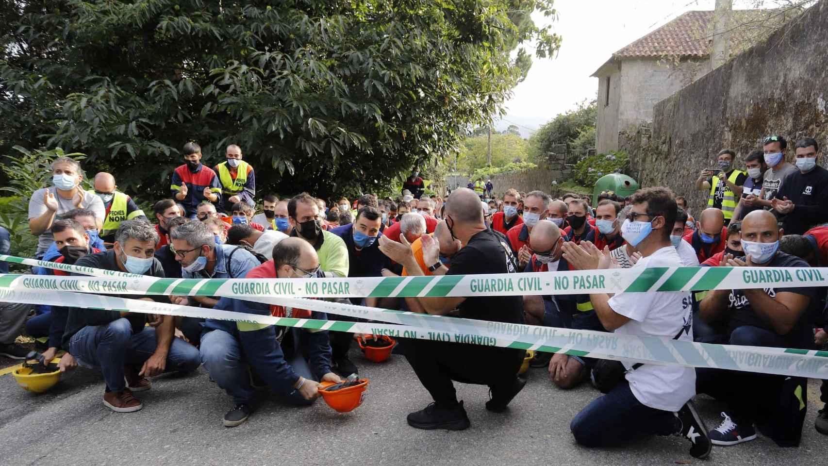 Alcoa decidirá en 15 días sobre el despido colectivo al negarse los trabajadores