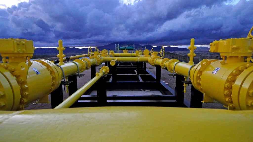Cae un 25% la inversión en la industria mundial del gas arrastrada por la pandemia