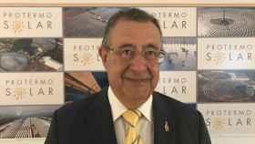 Luis Crespo (Protermosolar), premiado con el Lifetime Award