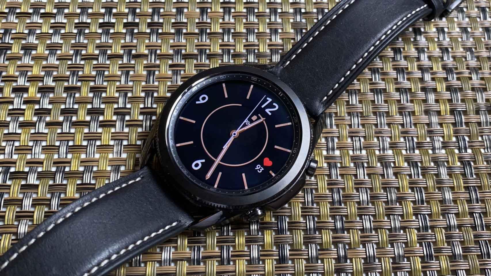 El nuevo Samsung Galaxy Watch 3