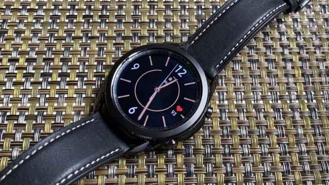 El Samsung Galaxy Watch 3
