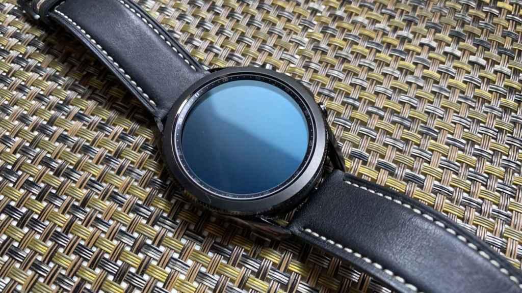 El bisel giratorio sigue siendo el punto fuerte del Galaxy Watch 3