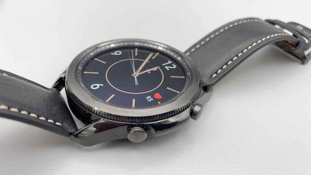El Samsung Galaxy Watch 3 ahora tiene electrocardiograma