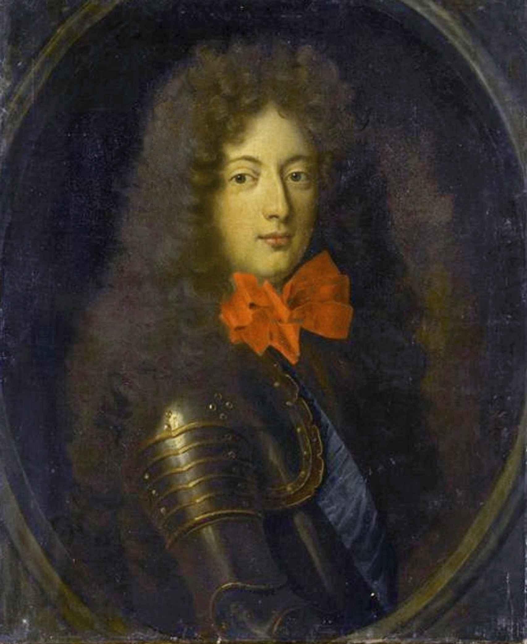 Retrato de Felipe de Lorena.
