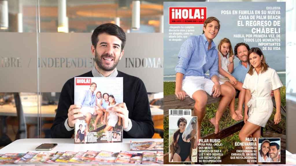 JALEOS analiza las revistas del corazón de este miércoles.