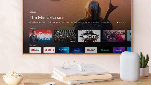 El Chromecast con Google TV permite usar accesorios por cable