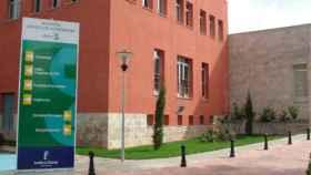 Hospital de Manzanares (Ciudad Real). Imagen de archivo
