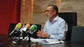 Francisco Delgado, portavoz de Gobierno de Valdepeñas (Ciudad Real)