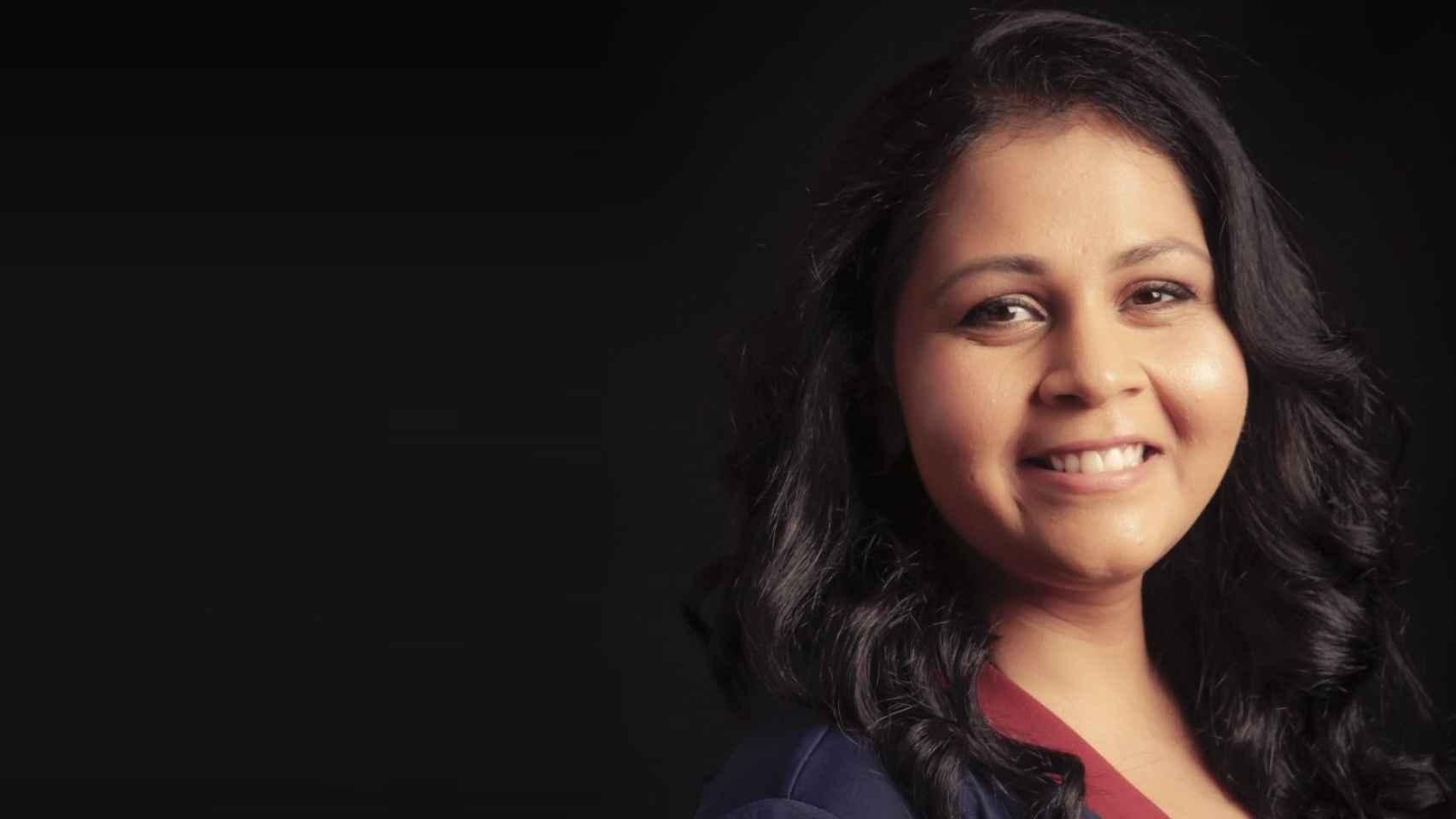 Amrita Srivastava, máxima responsable de Mastercard Fintech Express en Europa Occidental