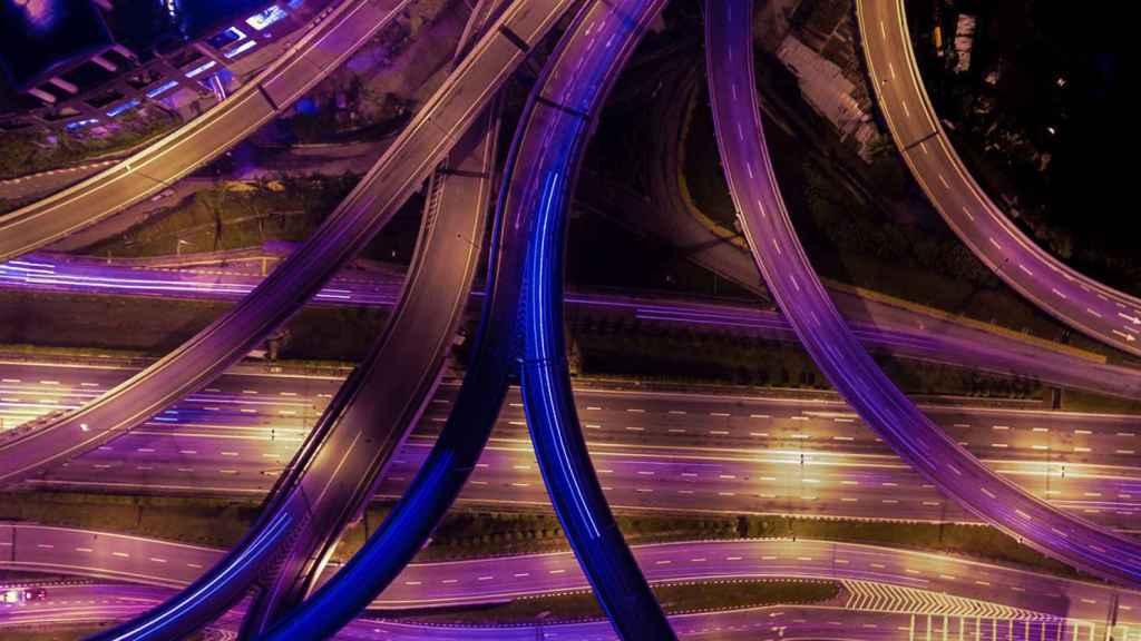 Así serán (muy pronto) las carreteras del futuro