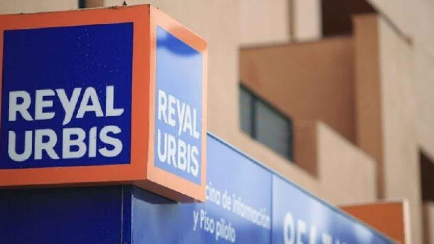 Cartel de Reyal Urbis.