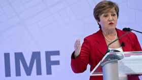 La presidenta del FMI Kristalina Georgieva.
