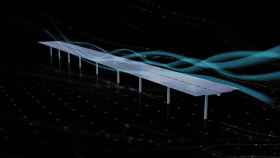 Esasolar desarrolla el primer sistema para proteger del viento los paneles solares