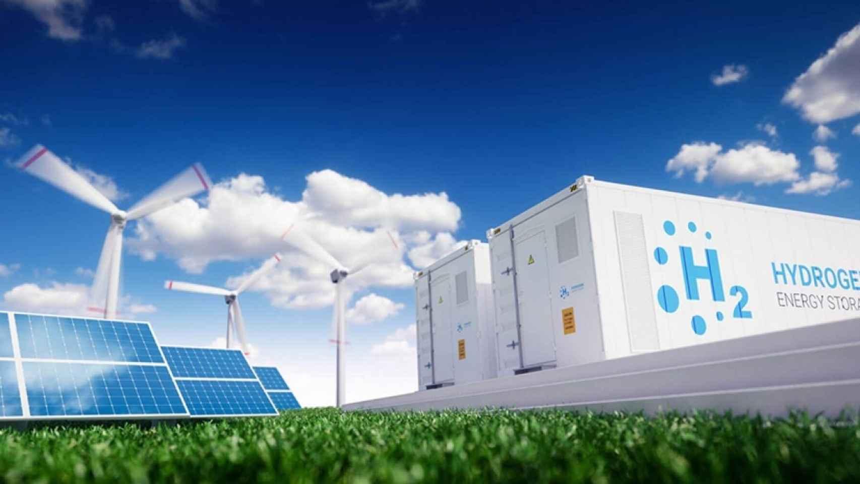 Iberdrola invertirá 1.000 millones en una 'megaplanta' de hidrógeno verde en Fertiberia